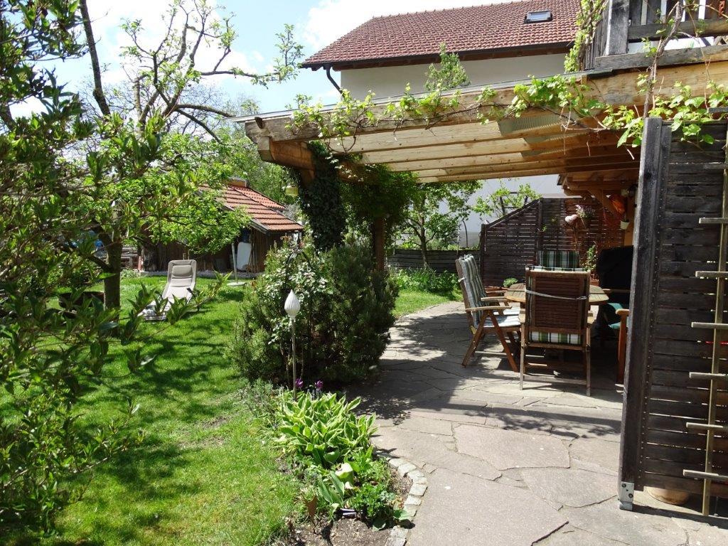 Freisitz Garten