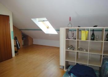 Dachzimmer