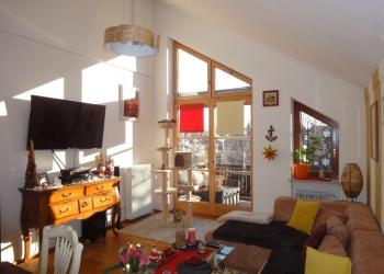 Immobilie Details Gemütlich unterm Dach – besondere 2-Zimmer-Wohnung in Weilheim