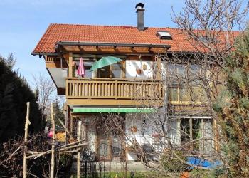 Immobilie Details Wohntraum mit  Bergblick: helle 3-Zimmer-Wohnung im 1.OG in Iffeldorf