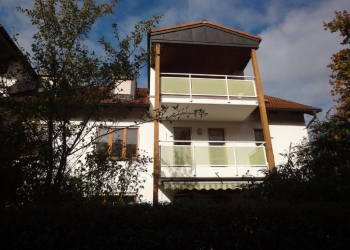 Immobilie Details Familien willkommen: helle 4 -Zimmer-Wohnung mit Südbalkon in Weilheim