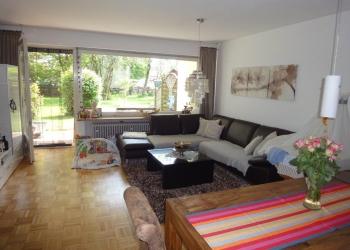 Immobilie Details Wielenbach: Bestens angelegt – großzügige 3-Zimmer-EG-Wohnung mit Garten