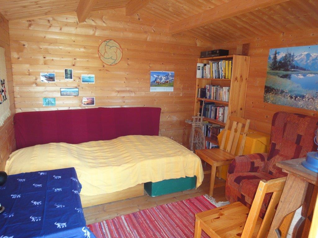Gästehütte