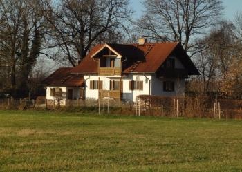Immobilie Details Dieser Blick ist einmalig! kleines freistehendes EFH in Weilheim
