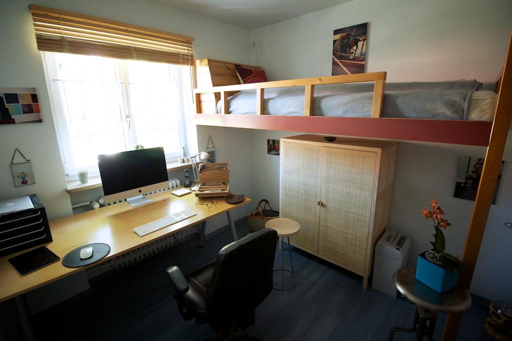 Arbeitszimmer 1