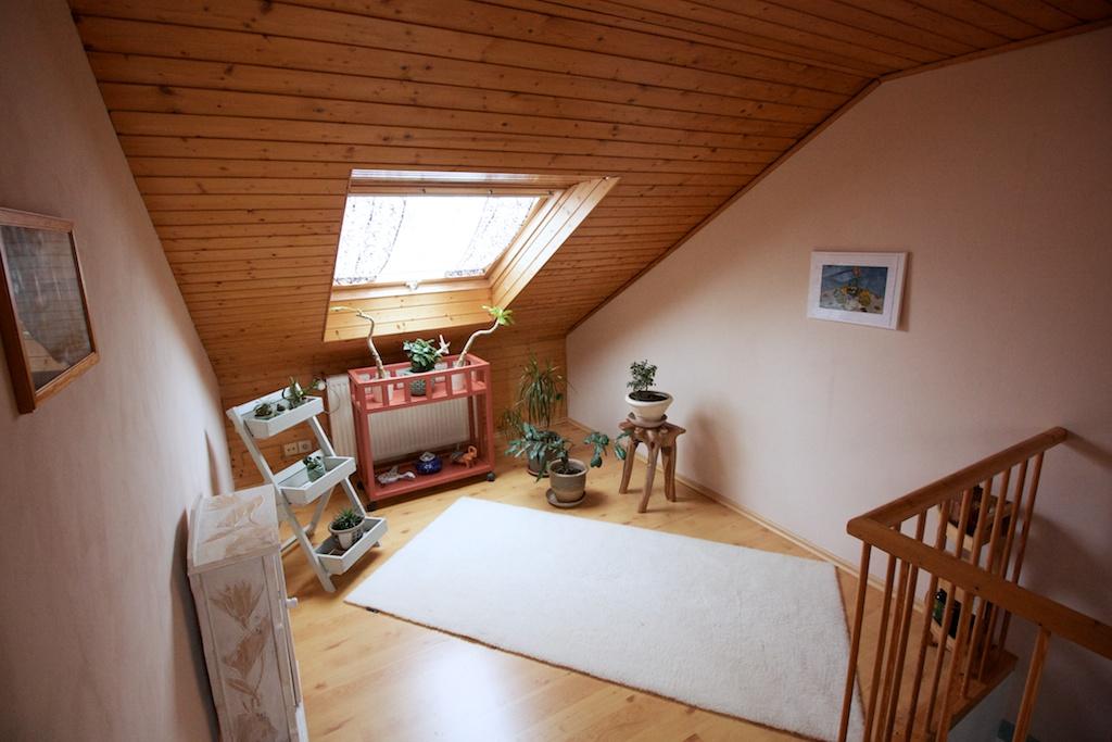 Dachgeschoss Galerie 1