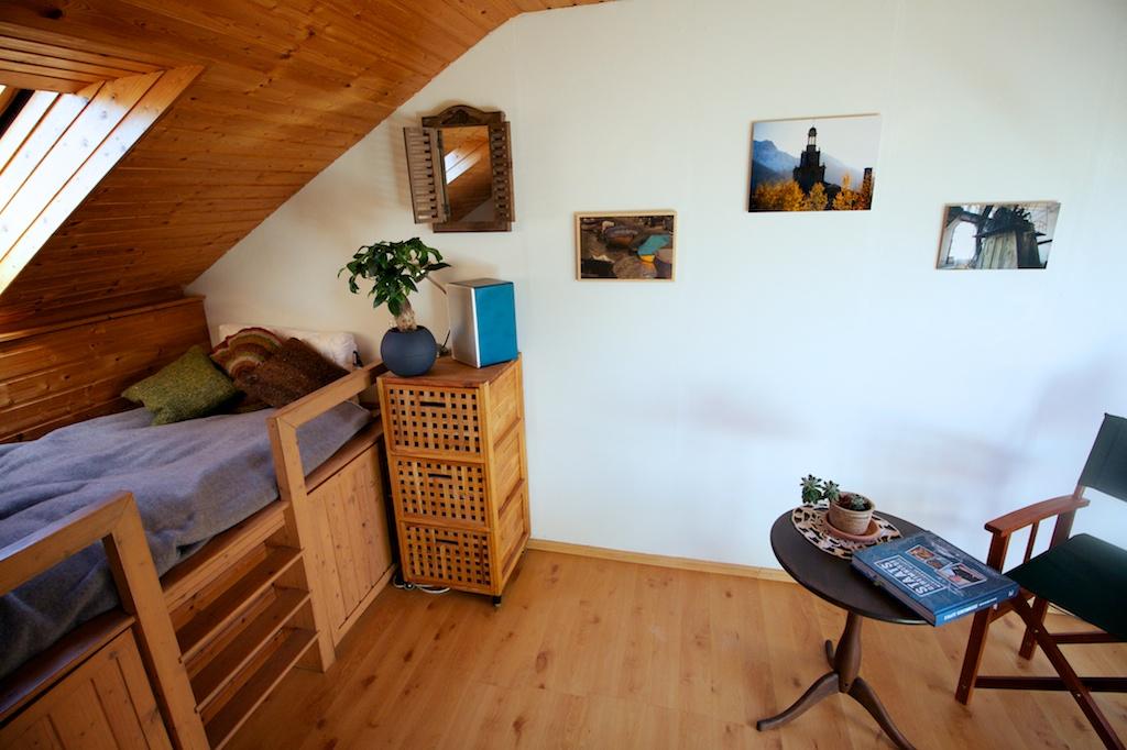Zimmer im DG 2