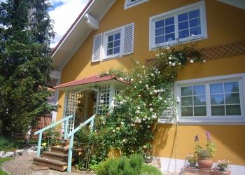 Immobilie Details Mein Nachbar? Der Ammersee! – Exklusives Einfamilienhaus in Herrsching