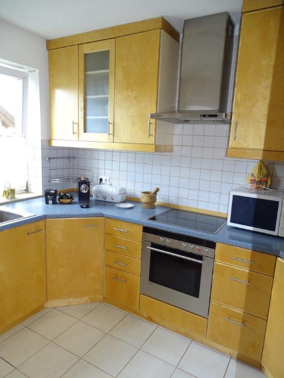 Küche inkl. EBK