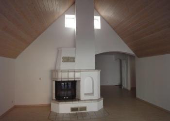 Wohnzimmer-Ofen