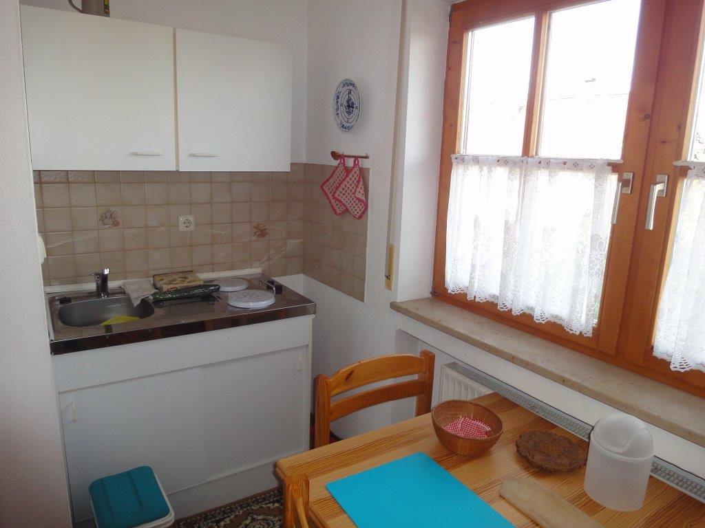 Appartement Küche
