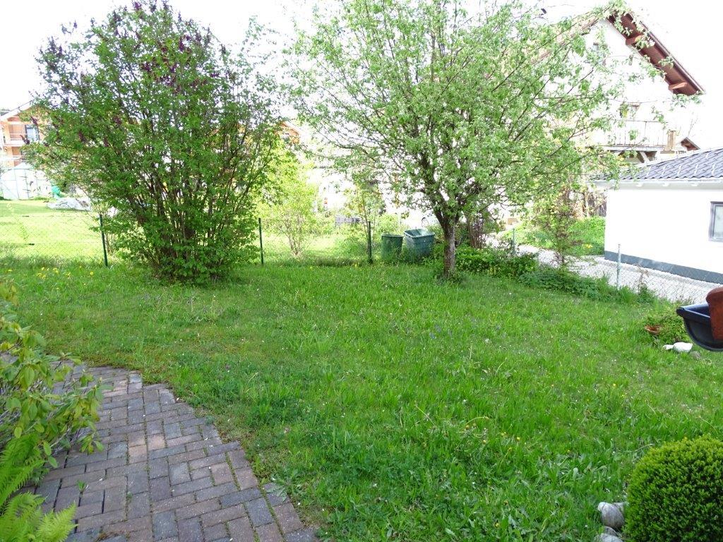Garten Nordosten