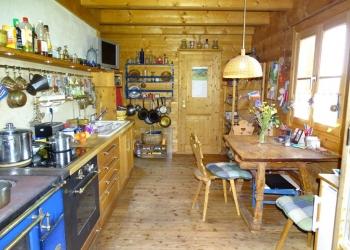 Küche mit Speise
