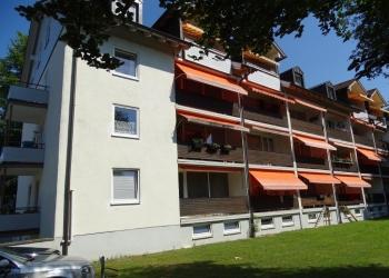 Immobilie Details Ruhig und zum Bahnhof nicht weit: 1-Zimmer-Wohnung in Weilheim