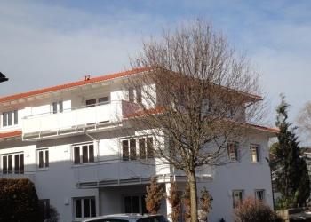 Immobilie Details Exklusiv mitten in der Stadt! 3 – Zimmer – Penthouse – Neubauwohnung in Weilheim