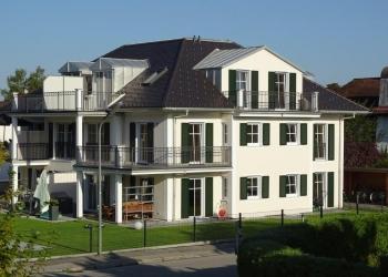 Immobilie Details Stadtvilla in Toplage – exklusiv ausgestattete und komfortable Neubau-Wohnungen mit Lift in Weilheim