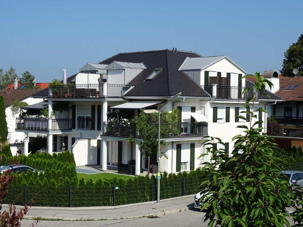 Stadtvilla in Toplage
