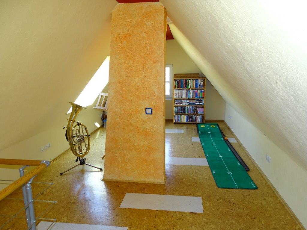 Dachgeschoß Galerie