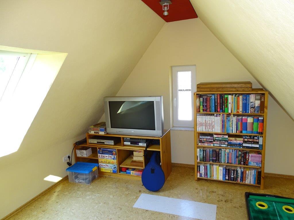 Dachgeschoß Galerieraum