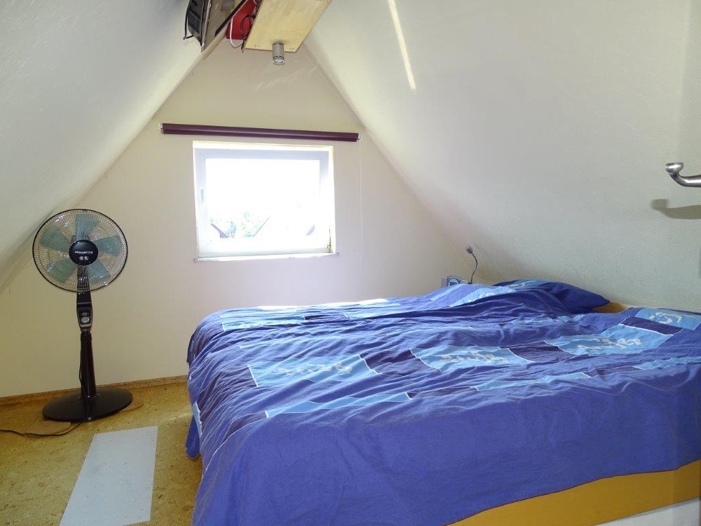 Dachgeschoß Zimmer