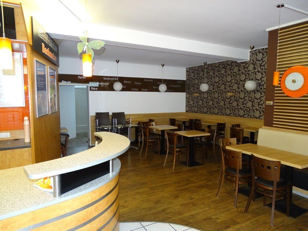 Cafebereich Bild 2
