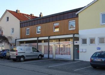Immobilie Details Raum für gute Geschäfte – Gewerberäume in Weilheim