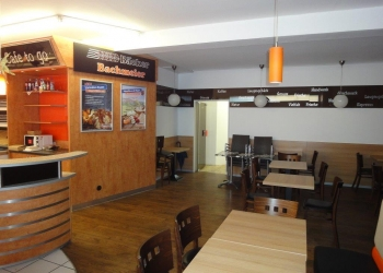 Cafebereich Bild 1