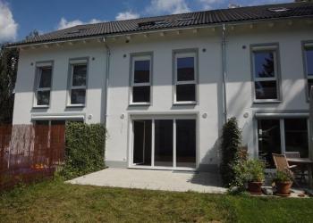 Immobilie Details Neubau – Erstbezug: modernes Reihenmittelhaus in Bestlage von Weilheim