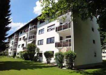 Immobilie Details Gut angelegt – ruhig gelegene 2½-Zimmer Erdgeschoßwohnung in Weilheim