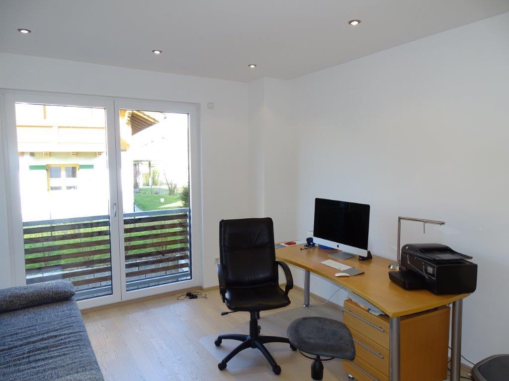Zimmer-Büro Erdgeschoß