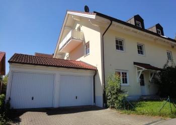 Immobilie Details Platz für die Familie: großzügige Doppelhaushälfte mit 6 Zimmern in Weilheim